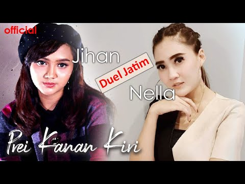 PREI KANAN KIRI - Nella Kharisma Vs Jihan Audy (Official Music Video)