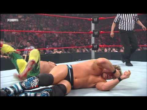 Ricky Steamboat vs. Chris Jericho: Backlash 2009