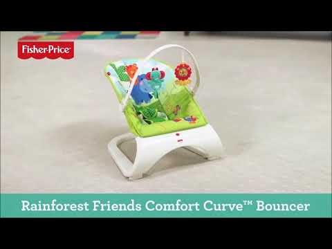 New Fisher-Price Rainforest Bouncer 2017 - Amazon's Top Seller!