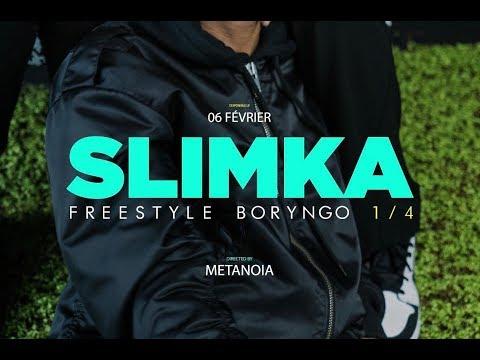 SLIMKA - FREESTYLE BORYNGO 1