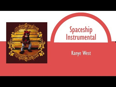 Kanye West - Spaceship Instrumental - Remake (Breakdown)