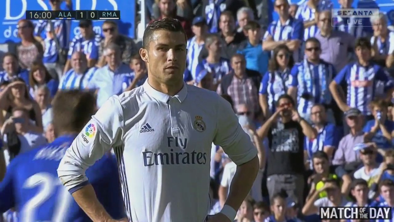 Deportivo Vs Real Madrid