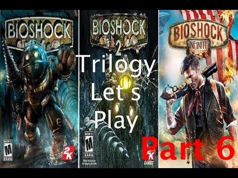Bioshock трилогия скачать торрент - фото 7