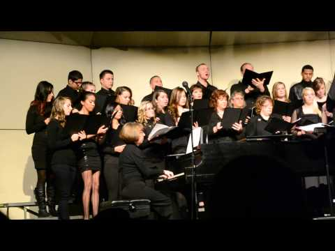 YVCC Choir - medley Dec 2012