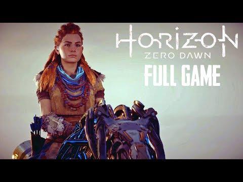 Horizon: Zero Dawn - (2K) - FULL GAME - No Commentary