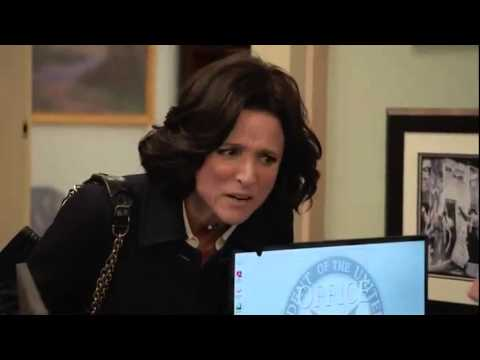 Veep - Explaining Gravity to a Chicken