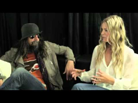 Rob Zombie and Sherri Moon Zombie talk Lords of Salem with MSN on MSN Video