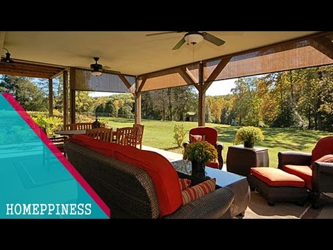 (MUST WATCH) 30+ Captivating Covered Back Porch Ideas You Shouldn't Miss