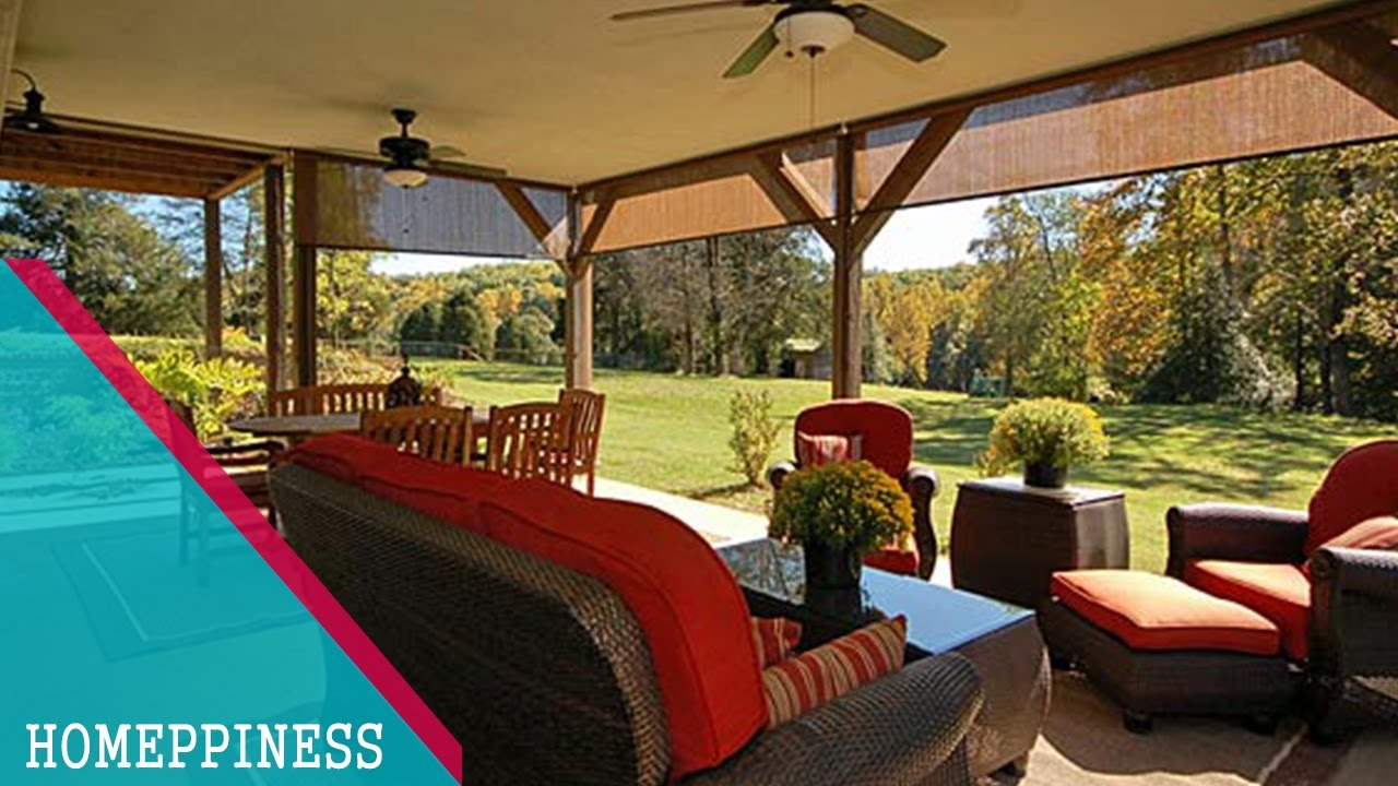 (MUST WATCH) 30+ Captivating Covered Back Porch Ideas You ... on Covered Back Deck Designs id=11254