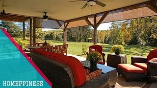 (MUST WATCH) 30+ Captivating Covered Back Porch Ideas You Shouldn