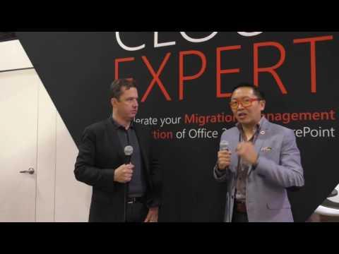 Dux Quax at Microsoft Ignite: Chris McNulty