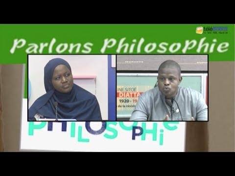 TELE ECOLE : Parlons Philo. L'Epistémologie Dr. Thierno Gueye