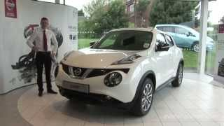 2014 NEW Nissan Juke Review