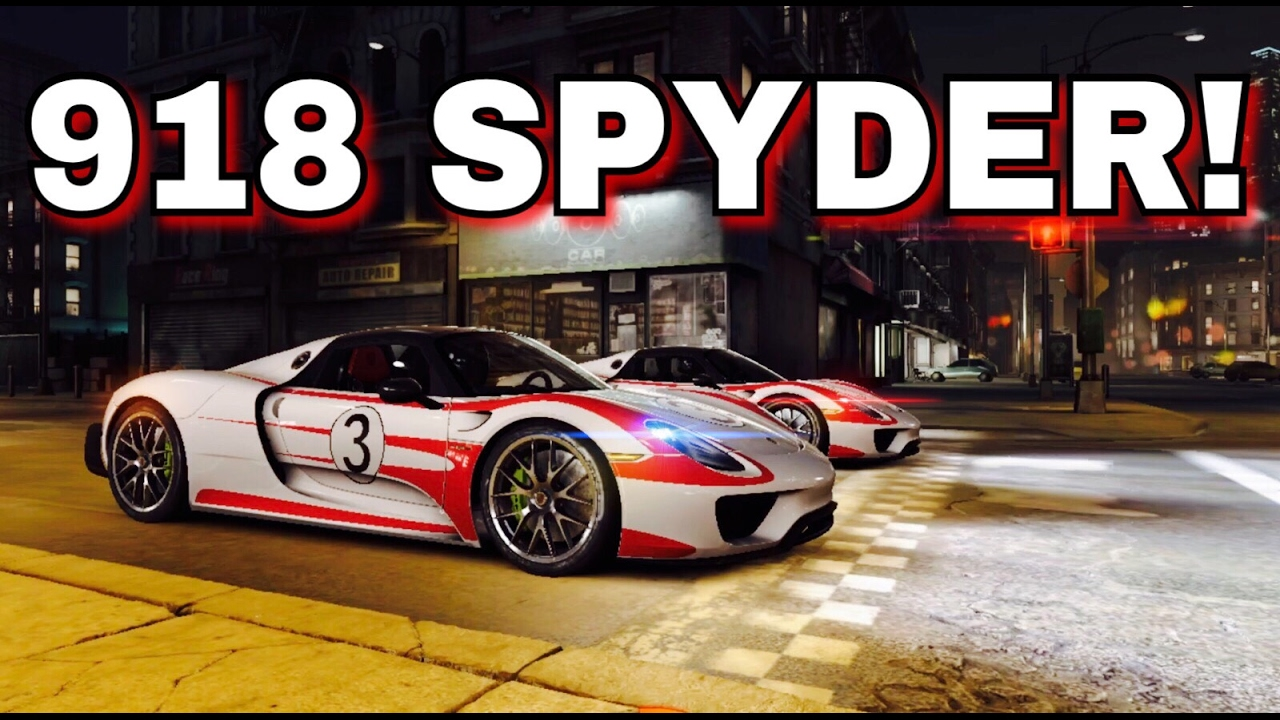 porsche 918 spyder weissach test drive csr racing 2 youtube. Black Bedroom Furniture Sets. Home Design Ideas