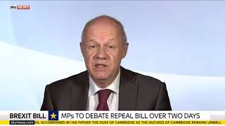 Damian Green - EU withdrawal bill makes sure our laws work properly