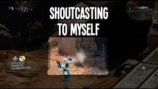 Shoutcasting And All Alone!