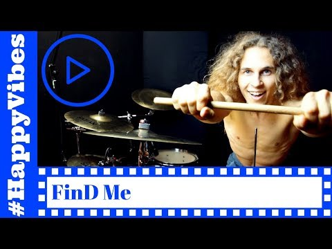FinD Me   - Drum Cover -   Marshmello (Dance meets Drums)