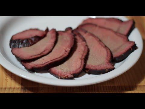 Bison Sirloin Tip Roast Recipe With The Smokenator