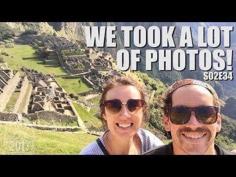 Machu Picchu, Peru | 4,000 calories & 272 floors later! | South America Travel Vlog E34