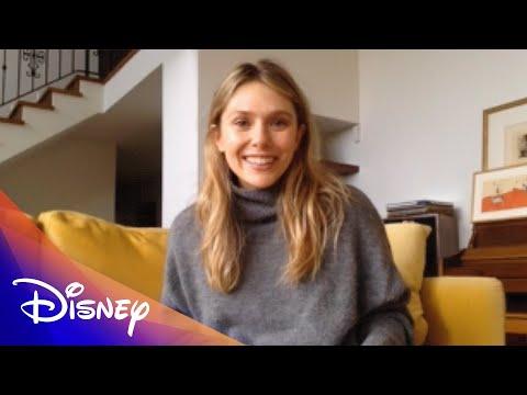 Storytime with Elizabeth Olsen | Disney