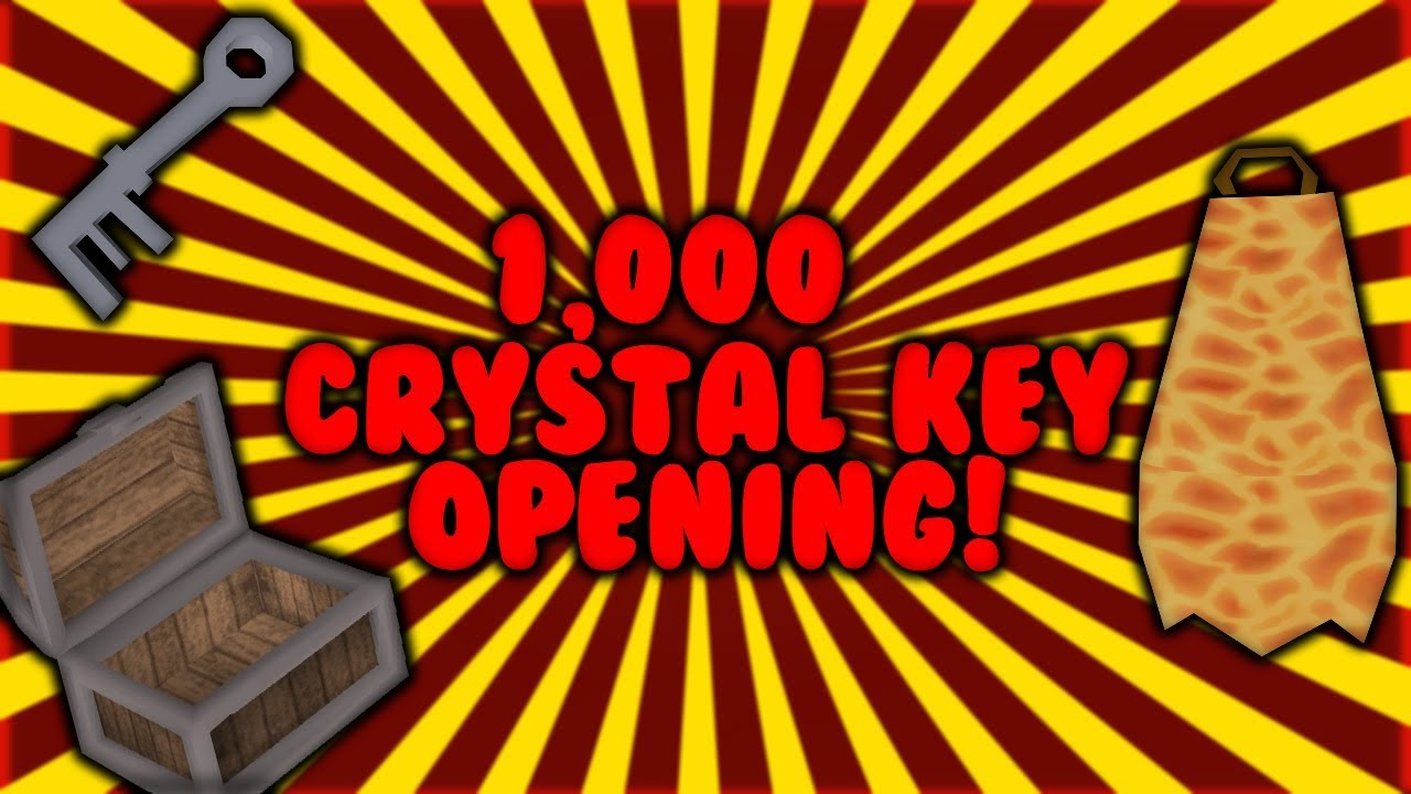 Custom [RSPS] DreamScape - 1,000 Crystal Keys - New Items?!