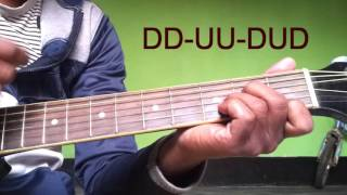 Pashmina dhaagon ke sang | Amit Trivedi | Fitoor | Guitar Cover with  Chords Lesson Tutorial