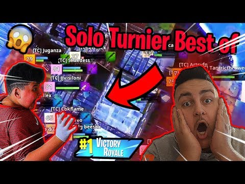 😱*Fortnite Turnier* Best Of! (mit Preisgeld!) | Can Wick