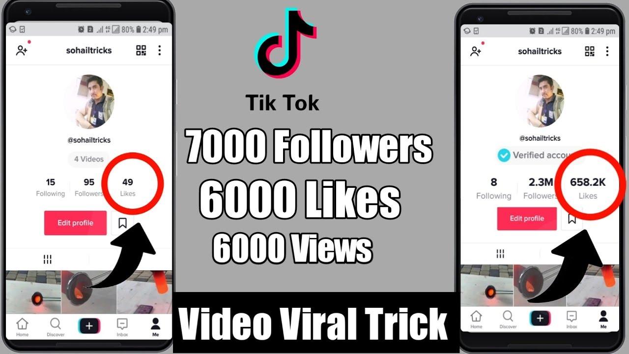Download How to Increase Tiktok Followers l 1 Minute 500 Fans On Tiktok l 1000%