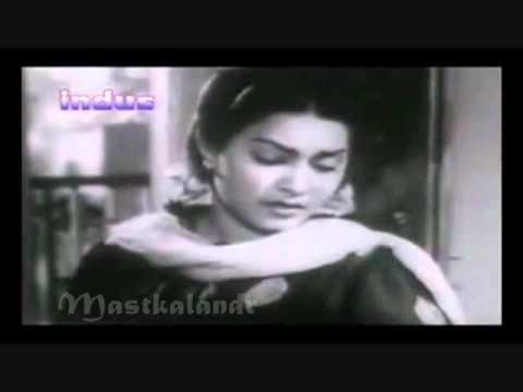 chori chori aag si dil mein laga kar..SulochnaKadam- ShyamSundar- Dholak1951