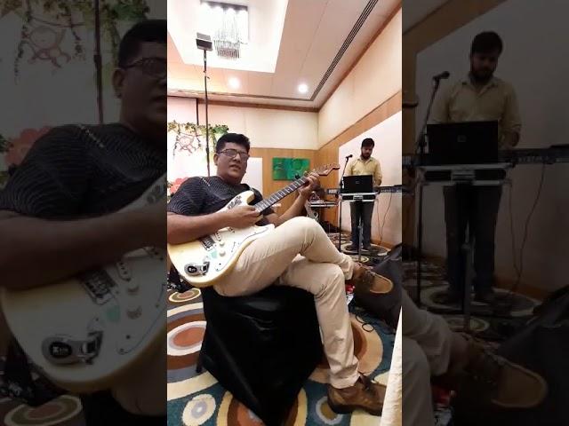 Nanniyode Njan Sthuthi Guitar Joseph Nadam