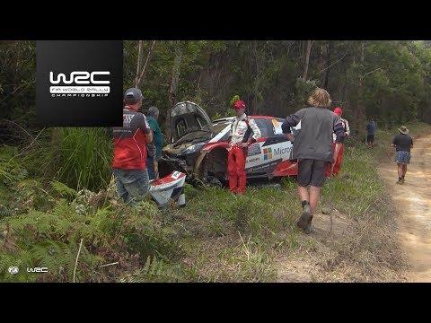WRC - Kennards Hire Rally Australia 2017: Top 5 Highlights