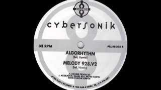 Cybersonik - Algorhythm (1990)