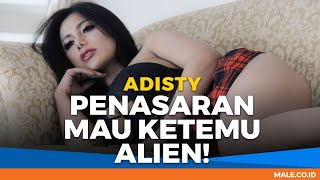 Hot Interview: ADISTY - Male Indonesia | Model Seksi Indo