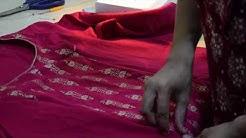 9836e12bd4 DIY convert your ordinary dress into a nursing dress (vertical side zippers)  - Duration  6 26.