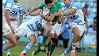 Ireland reach U20s final after beating Argentina! - U20 Highlights