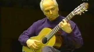 John Williams : Hector Villa-Lobos - Prelude no.2