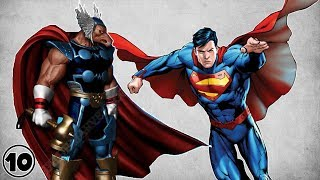 Top 10 Superheroes Thor Respects