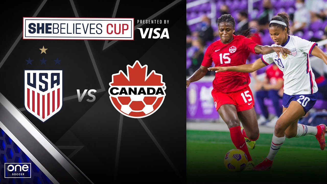 Highlights Canwnt Vs Brazil Wnt Shebelieves Cup Feb 24 2021 Youtube