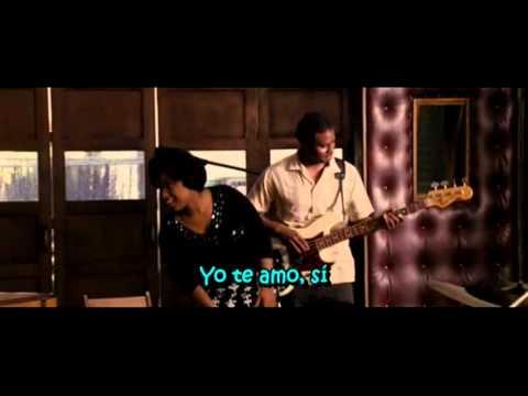 Jennifer Hudson - love you i do.mpg
