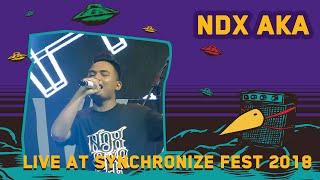 NDX AKA LIVE @ Synchronize Fest 2018
