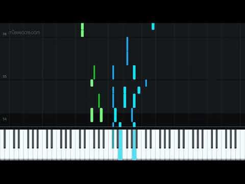 Itomori High School  [Piano Tutorial + Sheet music] thumbnail