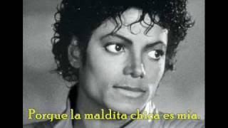 Michael Jackson The Girl Is Mine subtitulado al español