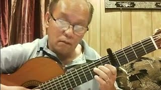 Ảo Ảnh (Y Vân) - Guitar Cover by Hoàng Bảo Tuấn