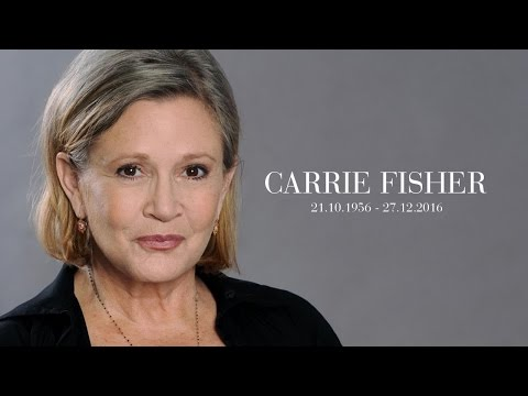 Princess Leia - Carrie Fisher Tribute - BBC Orchestra