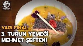 Yarı final haftası 3  tur!  | Yarı Final | MasterChef Türkiye