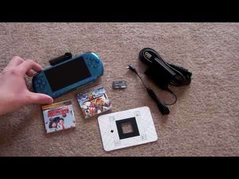 Sony PSP-3000 Review - TV and Lust