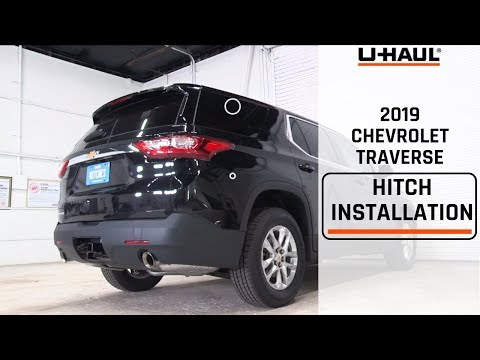 2019 Chevrolet Traverse Trailer Hitch Installation