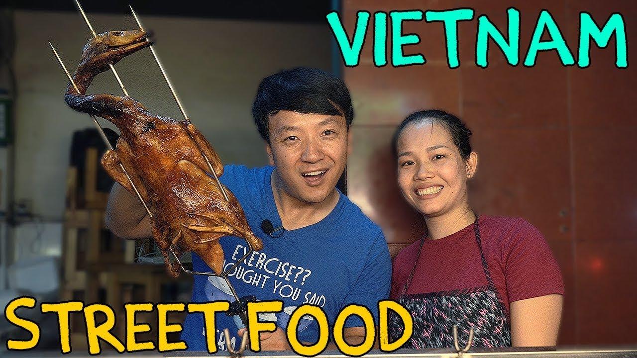 BEST WHOLE Roast Duck: Street Food Guide of Saigon Vietnam