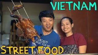 BEST WHOLE Roast Duck: Street Food Guide of Saigon Vietnam thumbnail
