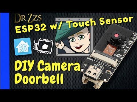 Tiny Wifi Camera makes a pretty good DIY doorbell